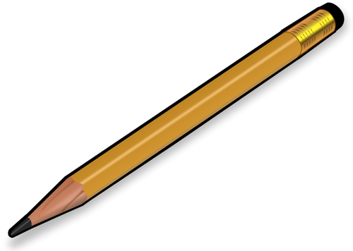 Vektorbild av en penna.