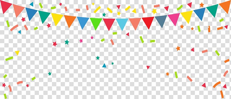 Bunting Banner Flag , Rave party flag, birthday pennant.