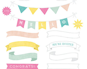 Pennant Clipart Free.