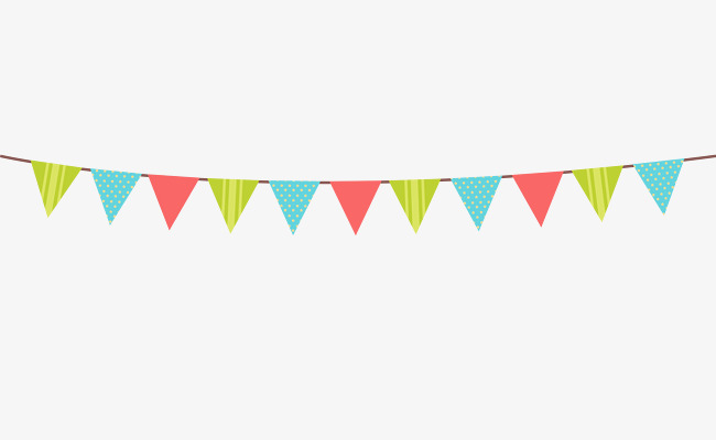 Banner pennant clipart 1 » Clipart Station.