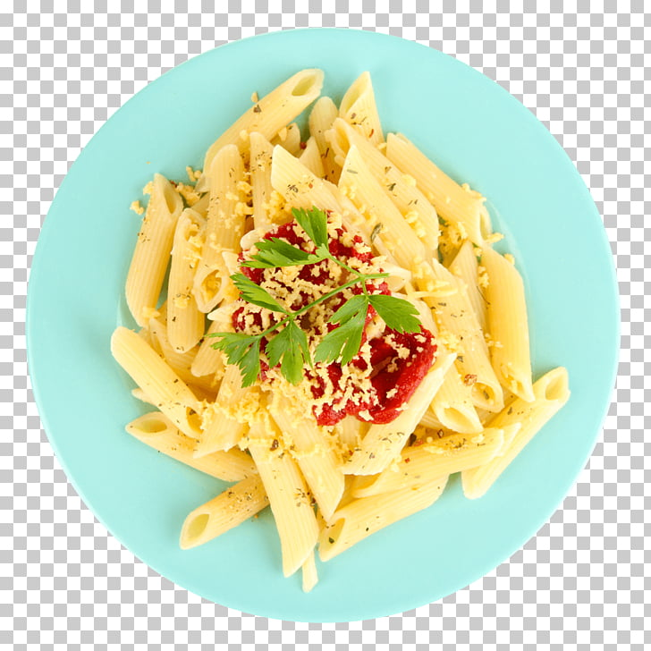 Penne Pasta Dish Italian cuisine Sauce, others PNG clipart.