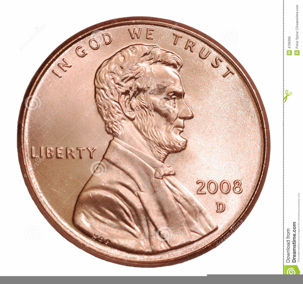 Pennies Clipart Free.