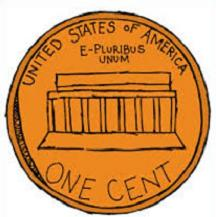 Free Penny Clipart.