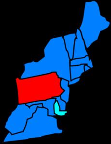 Pennsylvania Clipart.