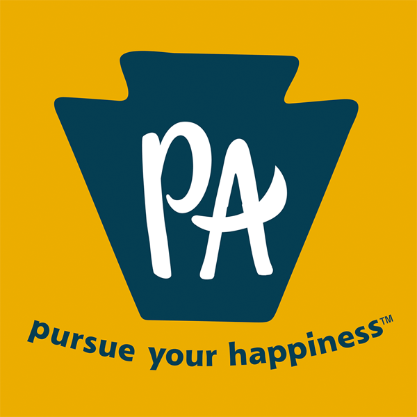 Brand New: New Logo for Pennsylvania (Tourism) by.