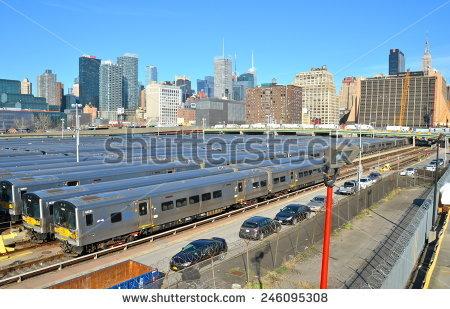 Trainyard Stock Photos, Royalty.