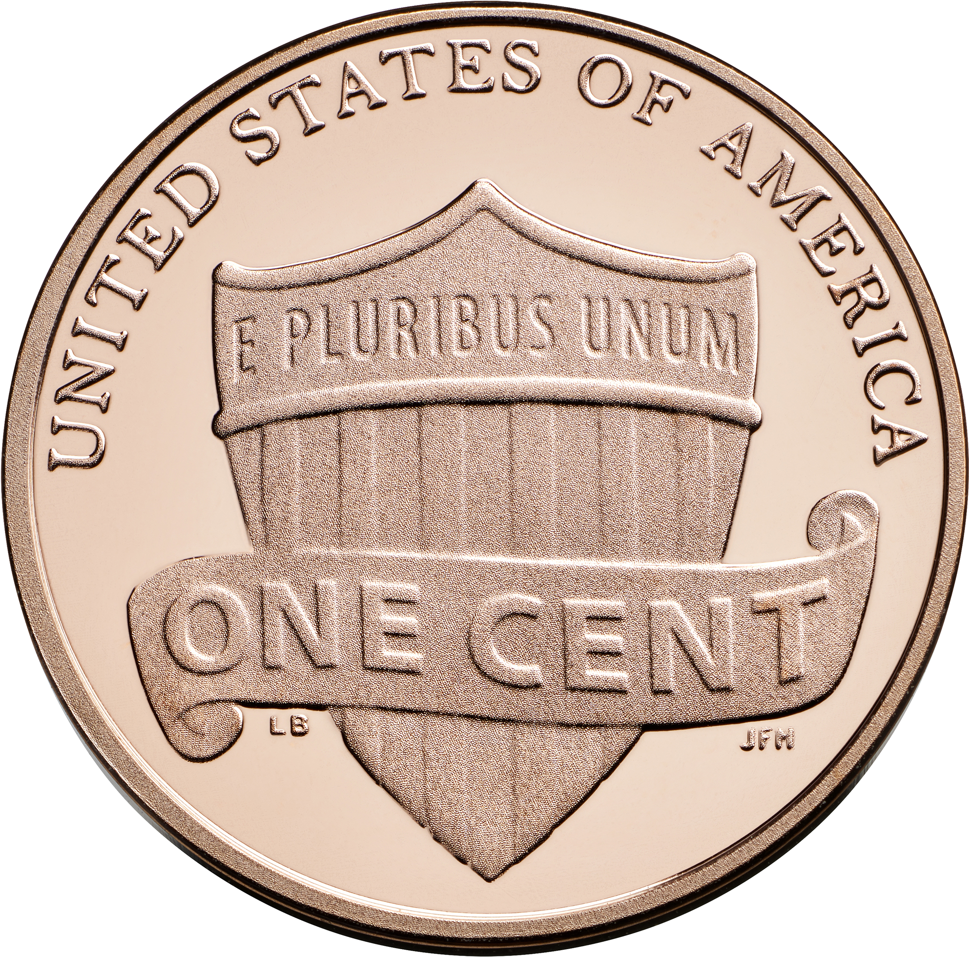 Us One Cent Rev.