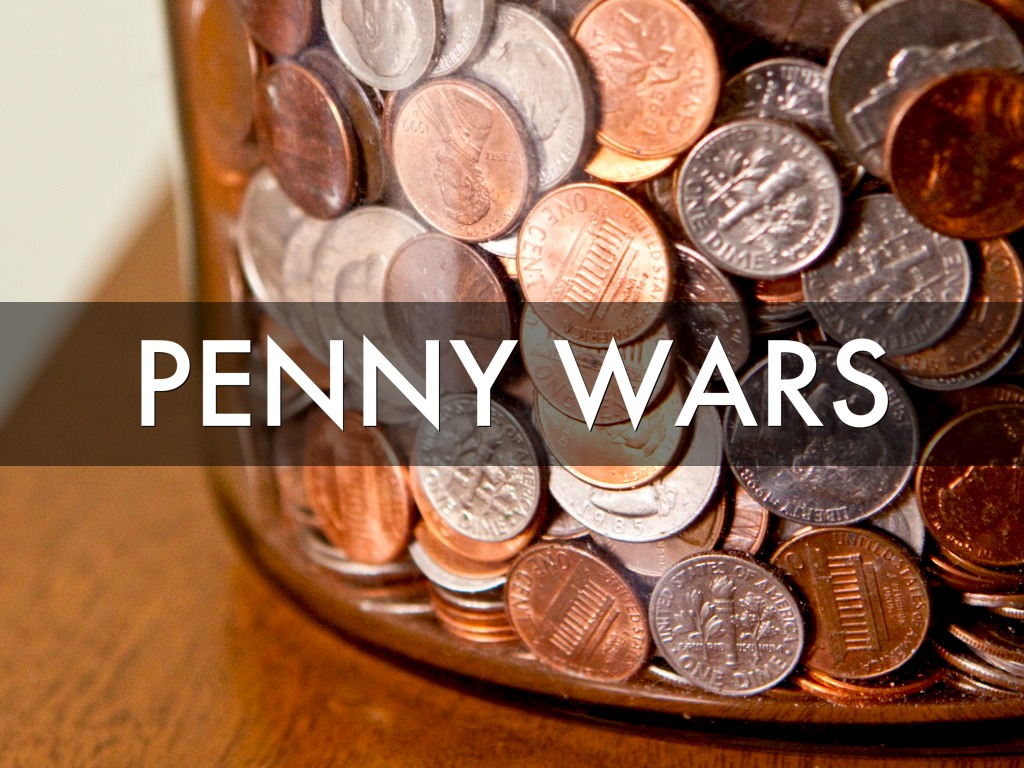 Waverly Penny War Update.