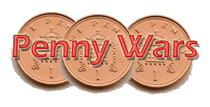 Coin clipart penny wars, Coin penny wars Transparent FREE.