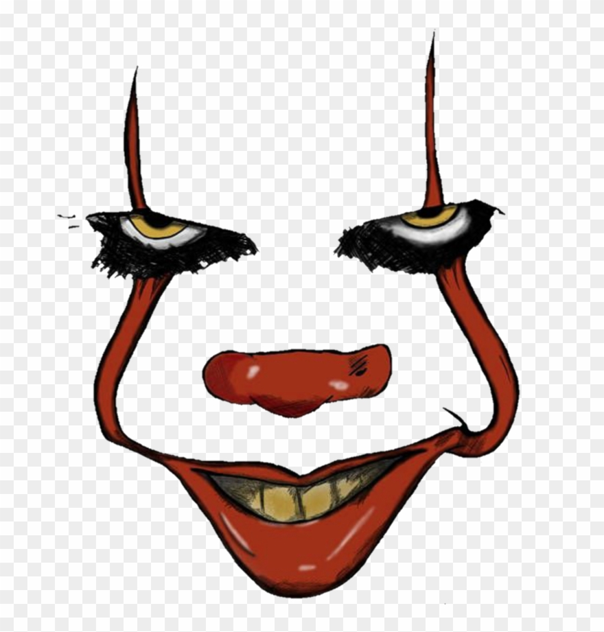 Pennywise Clipart.