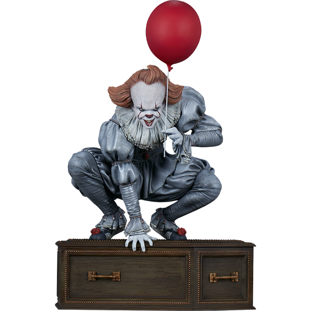 Pennywise ( IT 2017) Maquette Statue by Tweeterhead.