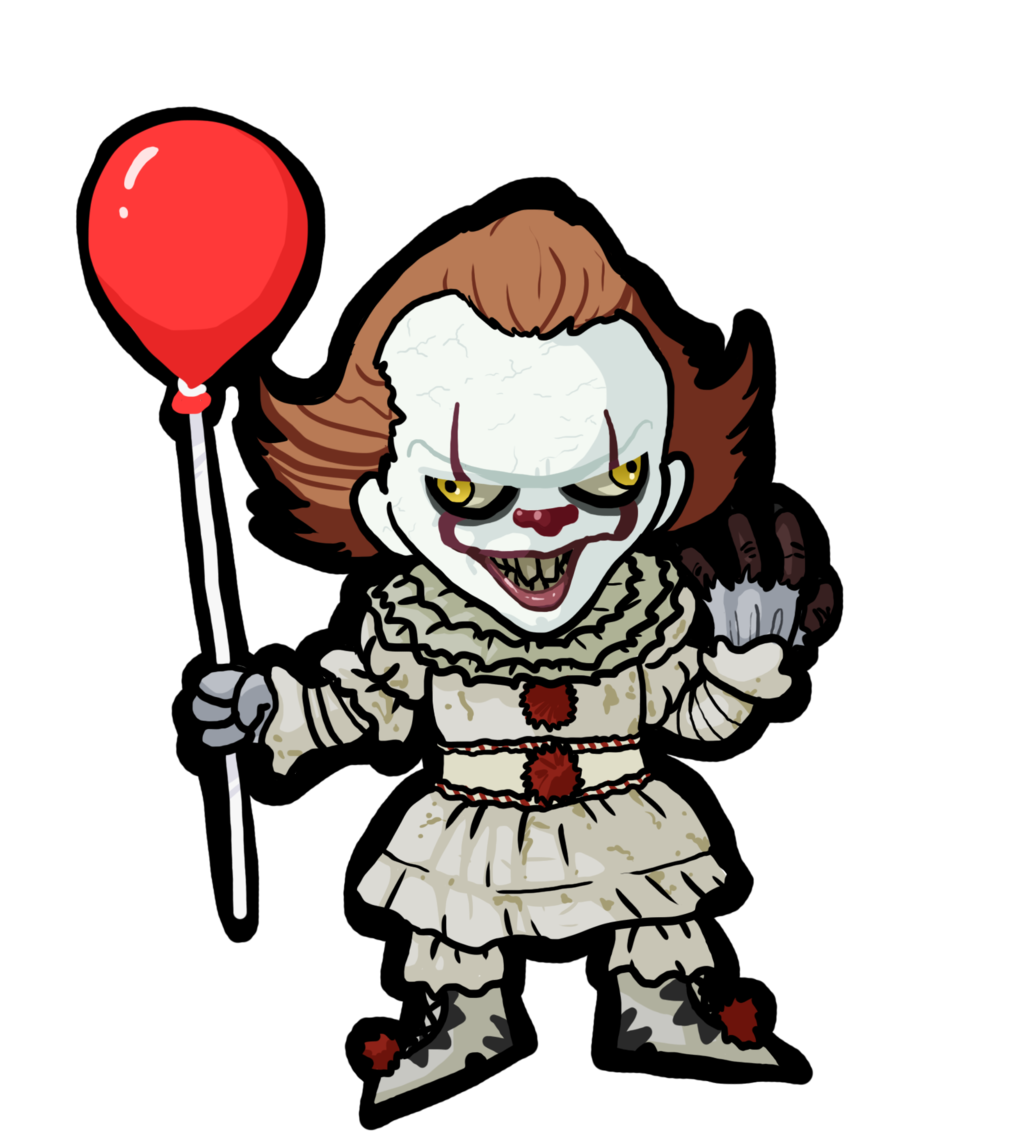 Clown clipart pennywise dancing clown, Picture #742624 clown.