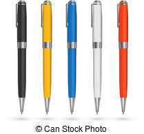 Pens clipart.