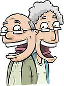 Pensioners Clip Art and Illustration. 3,533 pensioners clipart.