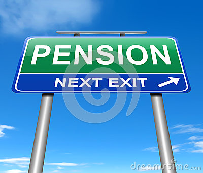 Pensioners Clip Art.