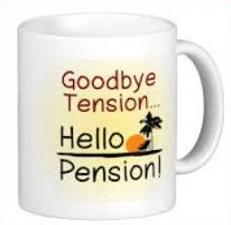 Free Retirement Pension Clipart.
