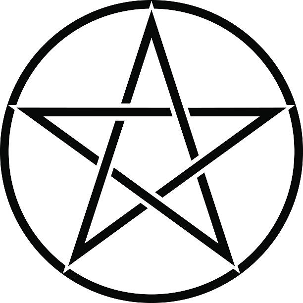 Pentacle Clip Art, Vector Images & Illustrations.