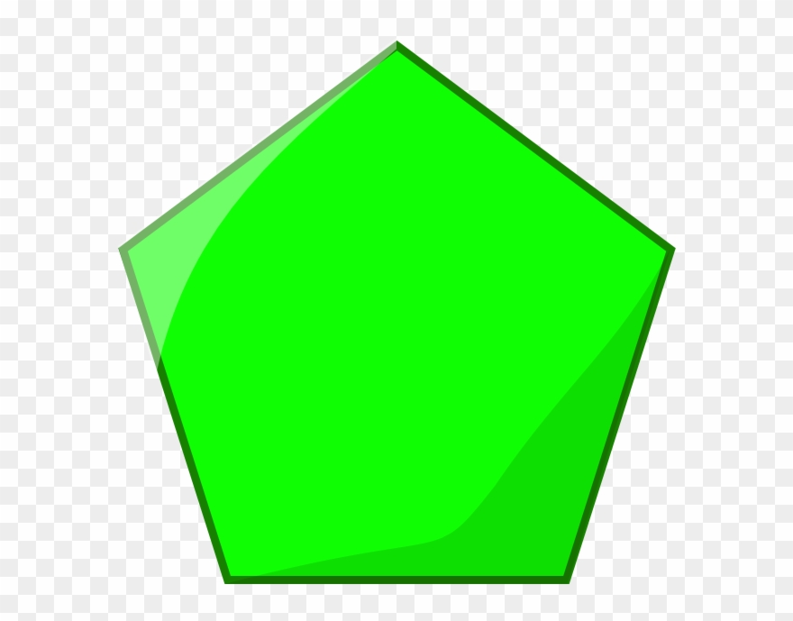 Pentagon Clipart Hexagon.