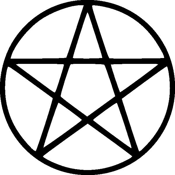 Vector Pentagram.