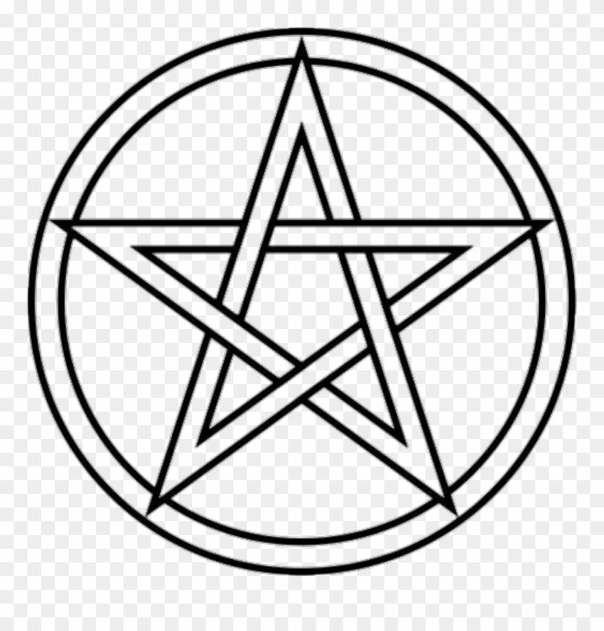Pentagram Sobrenatural Pentagrama Sobrenatural Star Clipart.