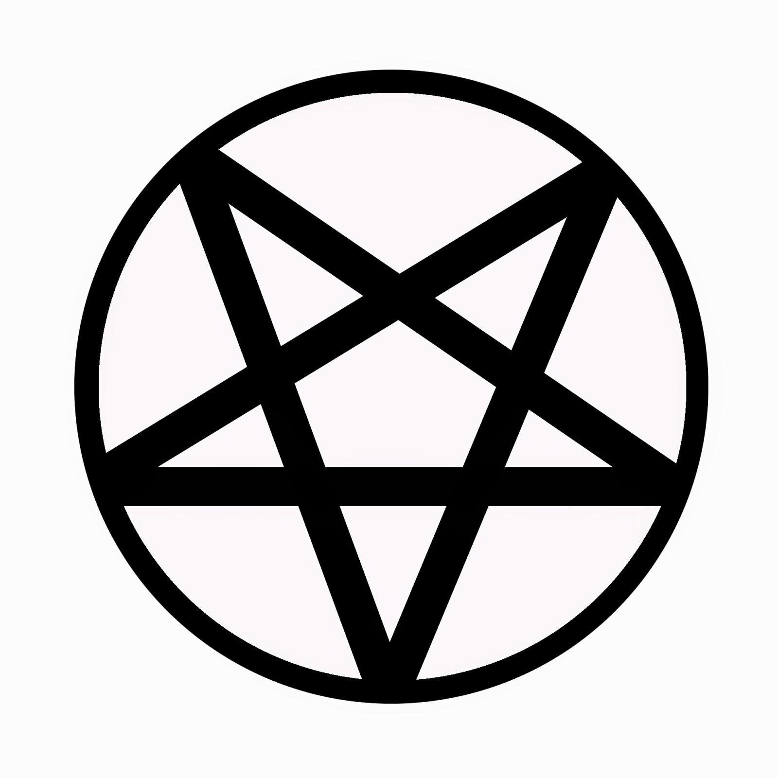 Similiar Upside Down Pentagram Keywords.