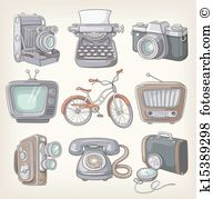 Pentax Illustrations and Clipart. 3 pentax royalty free.