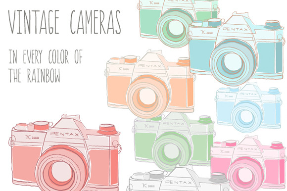 Similiar Vintage Camera Vector Graphics Keywords.