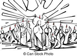 Pentecost Illustrations and Stock Art. 697 Pentecost.