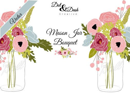 1000+ images about Floral clipart on Pinterest.