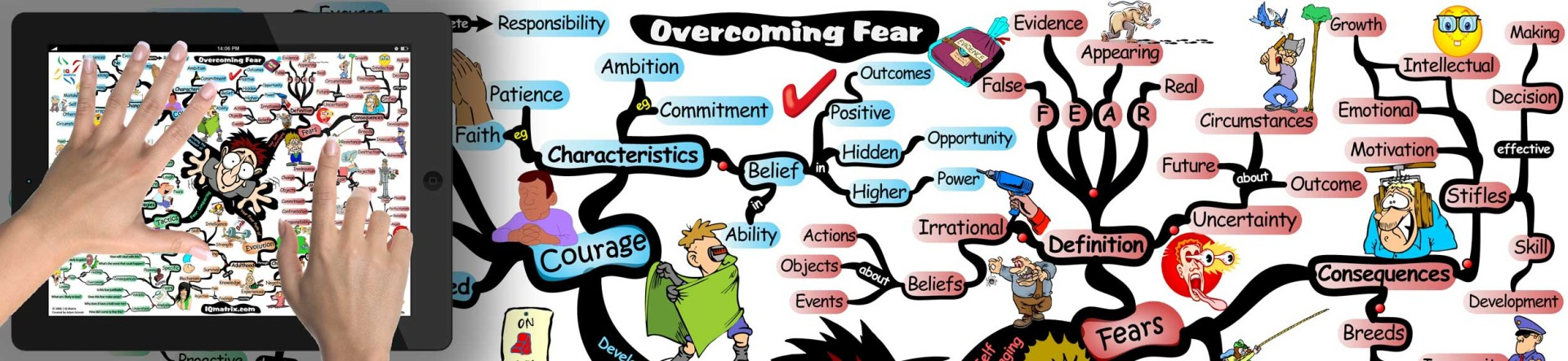 Practical and Actionable Ideas to Help You Overcome Your Fears.