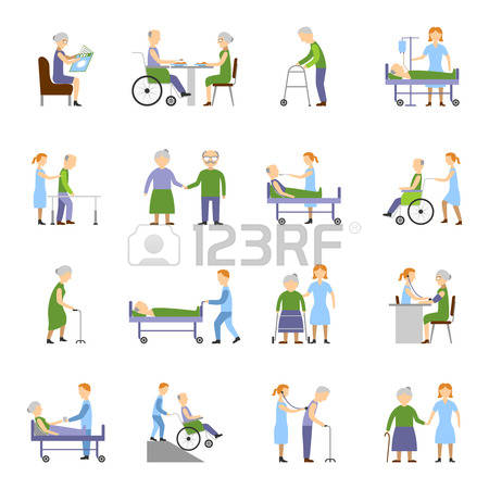 1,930 Retirement Home Stock Vector Illustration And Royalty Free.