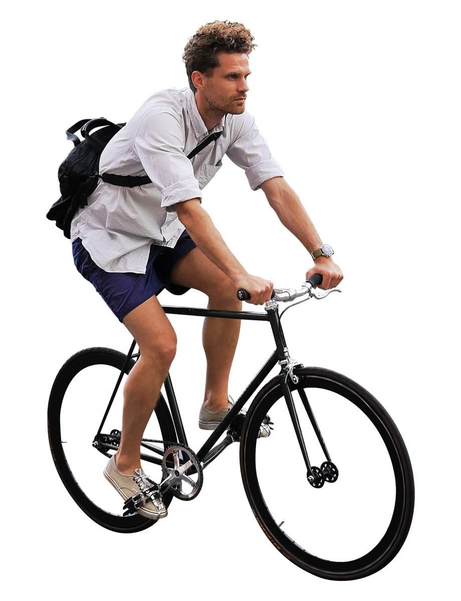 Cycling Png File.
