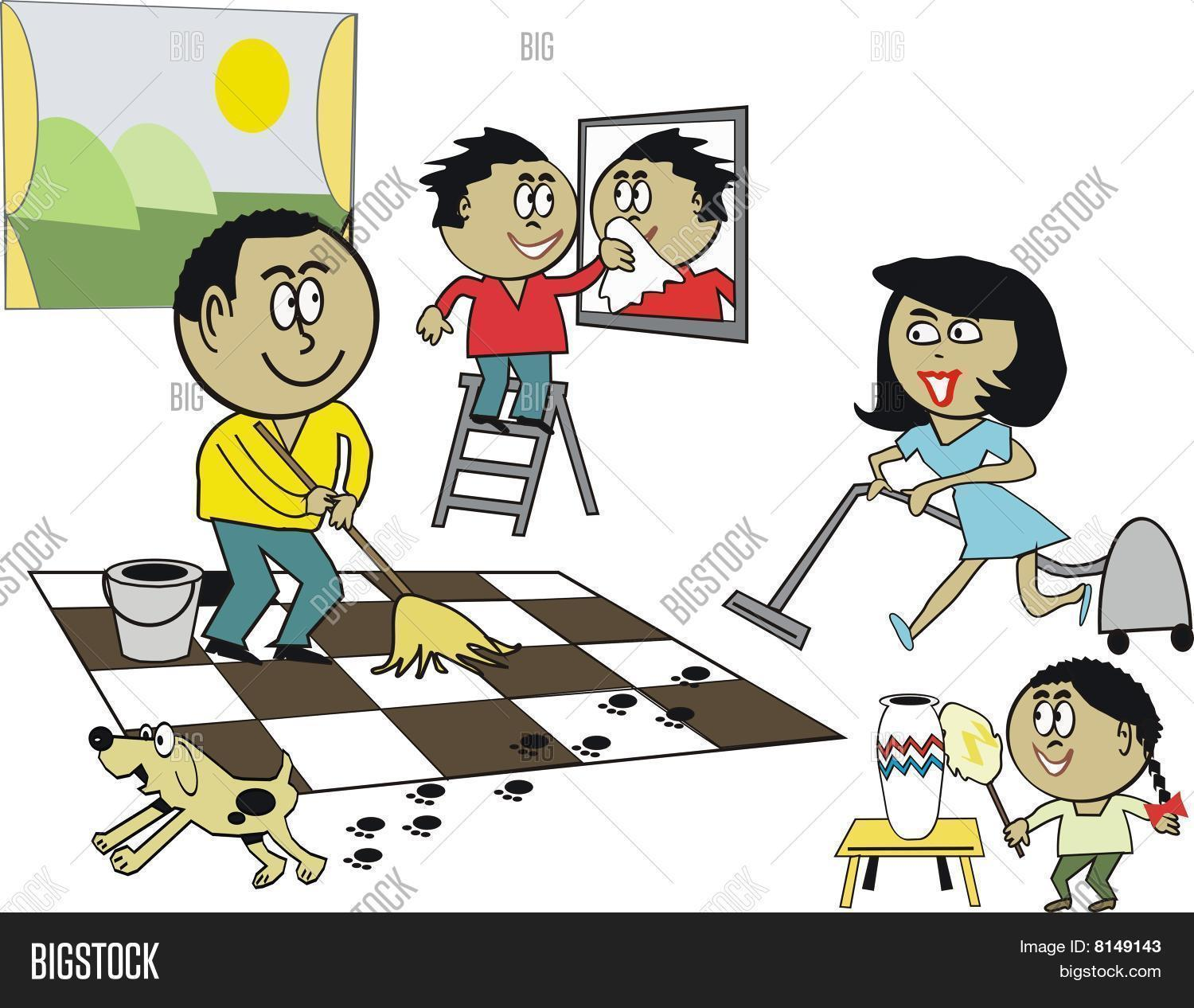 Showing post & media for Cleaning people cartoon.