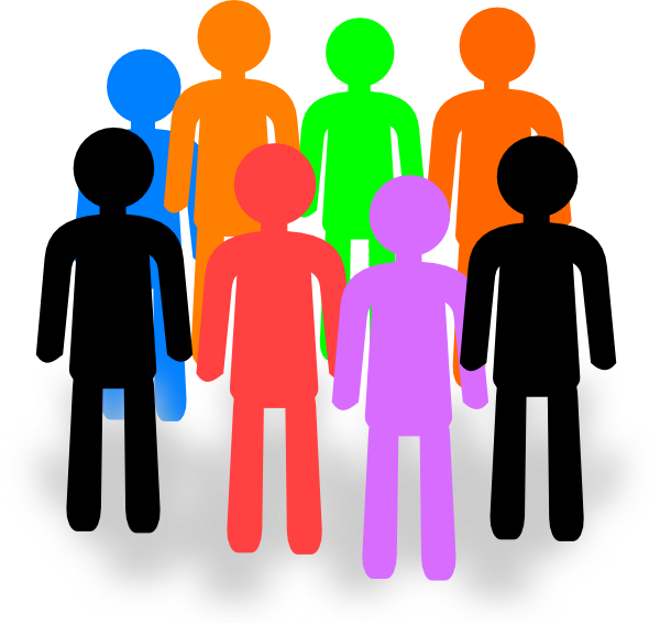 Best Group Of People Clipart #23253.