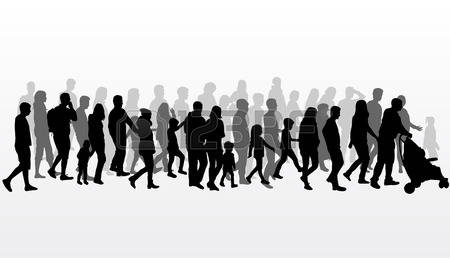 820,743 People Silhouettes Stock Illustrations, Cliparts And.