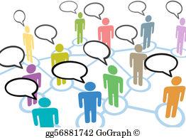 Communication Clip Art.