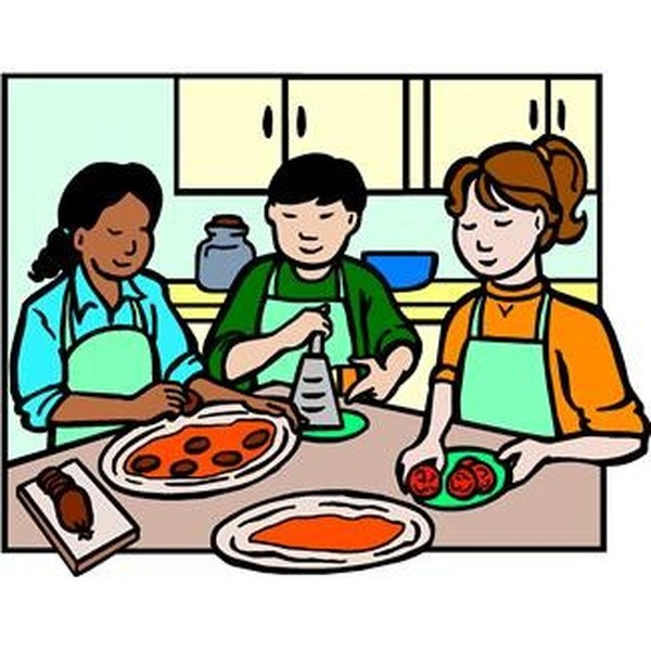 People cooking clipart 3 » Clipart Portal.