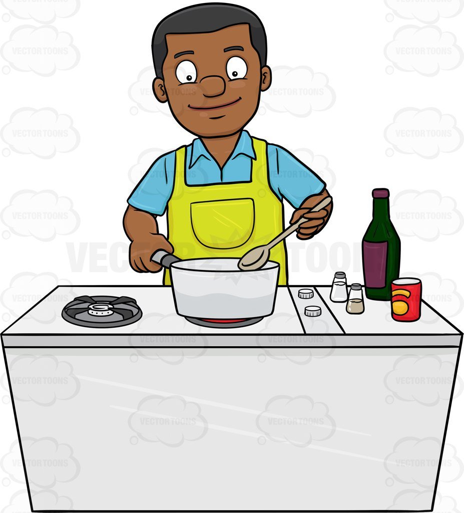 People cooking clipart 6 » Clipart Portal.