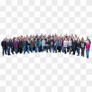 Crowd Of People PNG Transparent For Free Download.