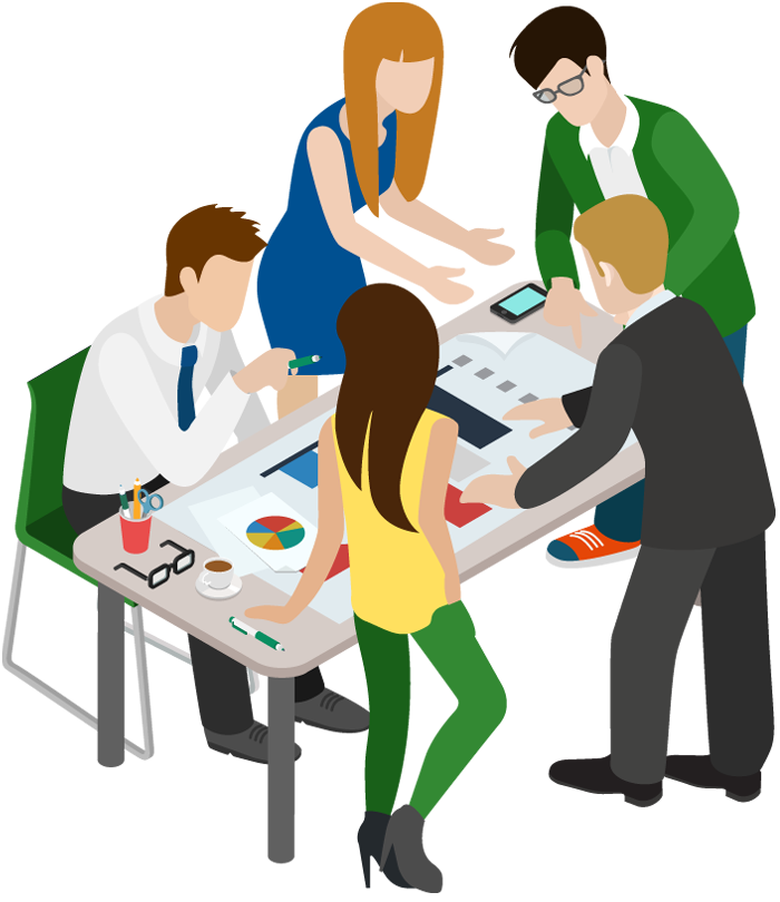 Top 60 Business Meeting Clip Art, Vector Graphics and ... |Business Meeting Cartoon Person