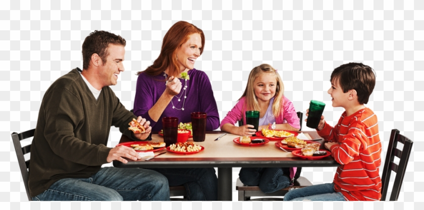 People Eating Png, Transparent Png.