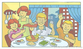 Circle Holding Hands Stick People Multi Coloured Clip Art At Clker.