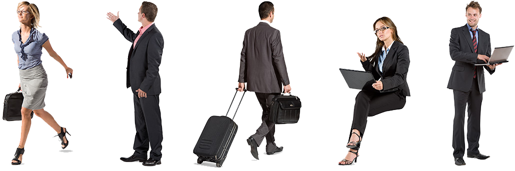 Business People PNG Images Transparent Free Download.
