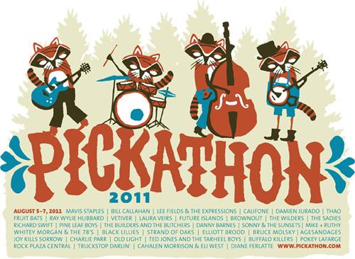 Pickathon 2011 Announces Lineup.