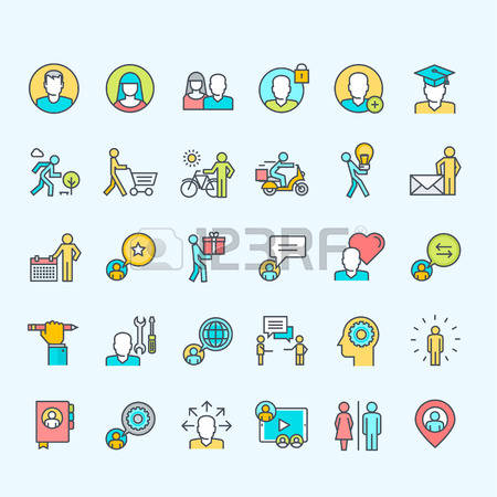 399,165 People Of Color Stock Vector Illustration And Royalty Free.