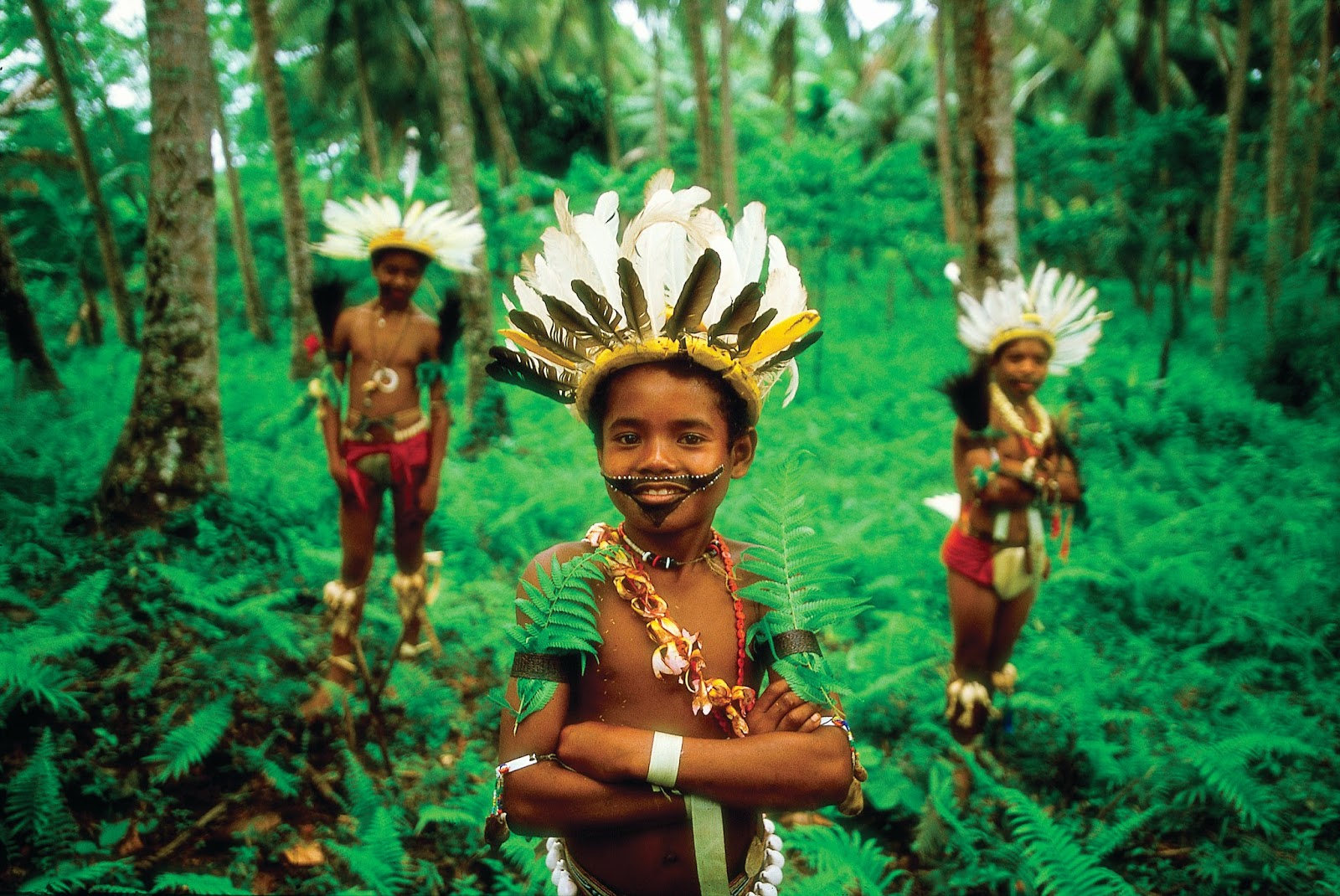 13 Spectacular Pictures Of Papua New Guinea.