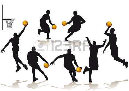 1,640 Woman Basketball Stock Vector Illustration And Royalty Free.