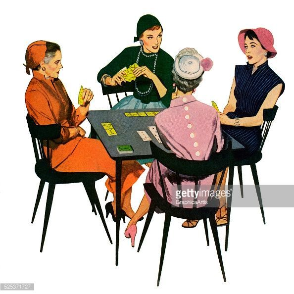 People playing cards clipart 5 » Clipart Portal.