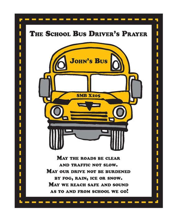 Bus Driver's Prayer 8