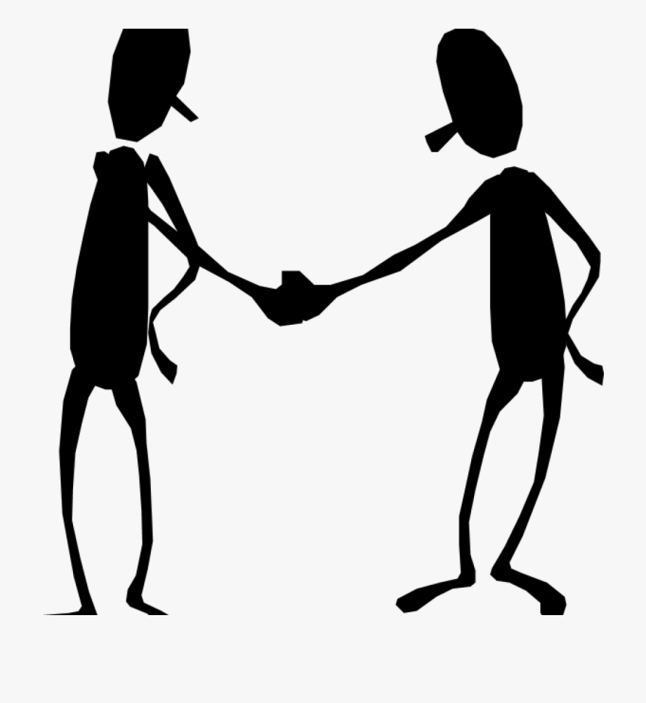 People Shaking Hands Clipart 19 Men Shaking Hands Image.